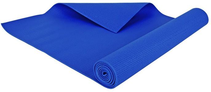Podložka na jógu modrá 3mm