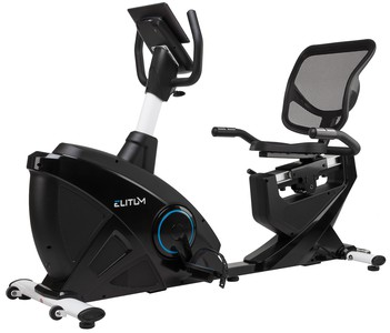 Recumbent LX900 Elitum iConsole +  training
