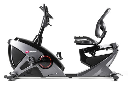 Recumbent HS-070L HELIX s iConsole +  training (šedý)