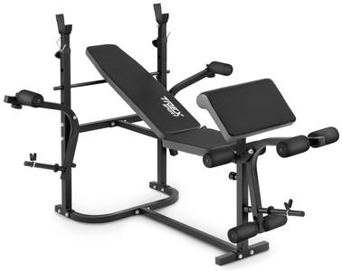 Lavice TREX TX-020 s podložkou pro biceps