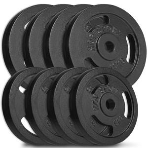 Hop-Sport Sada litinových kotoučů 60 kg (4x10, 4x5)