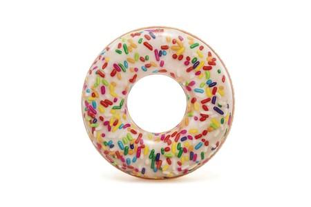 Intex INTEX 56263 Nafukovací kruh Donut s posypem 114 cm
