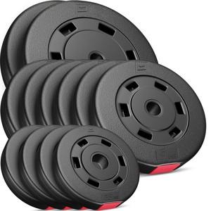 Hop-Sport Sada závaží na činky HS 60kg - set AB