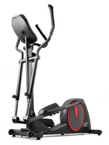 Hop-Sport Elektromagnetický eliptický trenažér HS-300C Sentinel s hrudním pásem + podložka