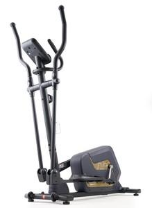 Hop-Sport Magnetický eliptický trenažér HS-055C Corsa zlatý
