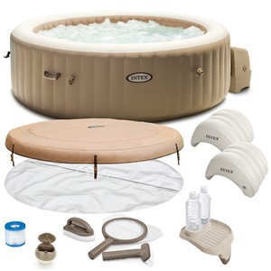 Intex PureSpa Bubble Massage 28426 pro 4 osoby