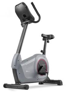 Hop-Sport Elektromagnetický rotoped HS-100H Solid šedý + podložka