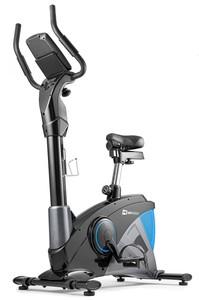 Hop-Sport Elektromagnetický rotoped HS-090H Apollo modrý + podložka