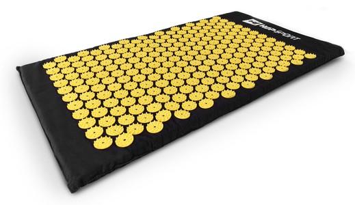 Akupresurní podložka žlutá