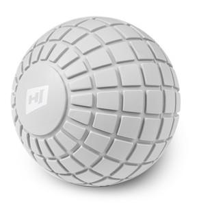 Masážní míček EVA šedý