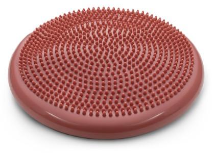 Levně Hop-Sport Balanční masážní podložka 34 cm růžový
