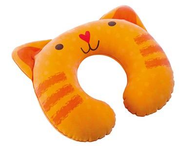 Intex Nafukovací polštářek - Oranžová