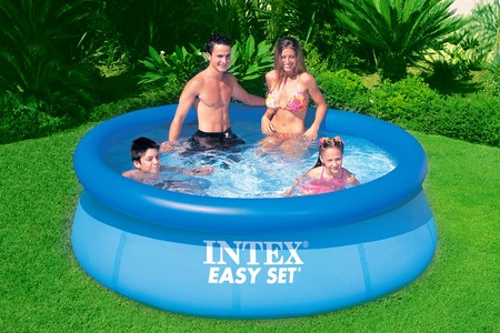 Bazén 28112  Intex Easy Set  244 x 76 cm