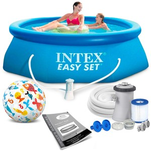 Bazén 28122 Intex Easy Set  305 x 76 cm s pumpou