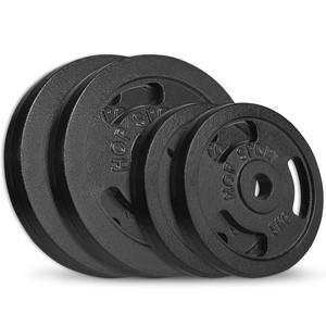 Hop-Sport Závaží litinové 2x5 + 2x10kg / 30 mm