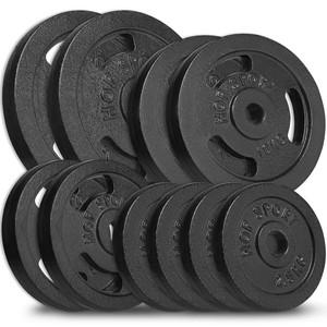 Hop-Sport Závaží litinové 80kg / 30 mm