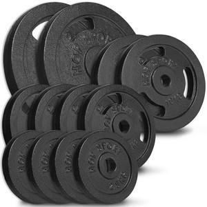 Hop-Sport Závaží litinové 90kg / 30 mm