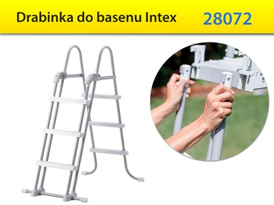 INTEX 28072 Žebřík