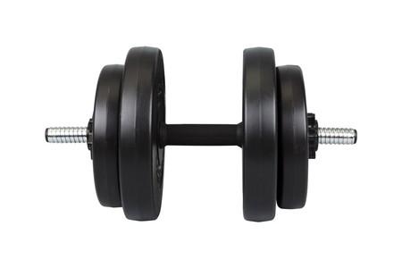 Hop-Sport Činka nakládací jednoruční set 15kg