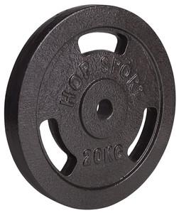 Hop-Sport Litinové závaží kotouč 20kg Φ 30 mm