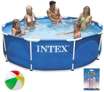 Intex Bazén 28200 Intex Metal Frame 305 x 76 cm