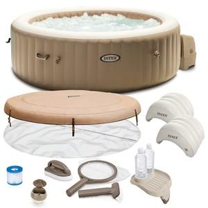 Intex PureSpa Bubble Massage 28428 pro 6 osob