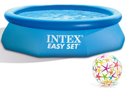Intex Bazén 28110 Intex Easy Set 244 x 76 cm