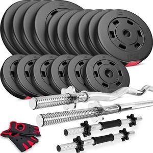 Hop-Sport Nakládací činkový set Premium 101kg
